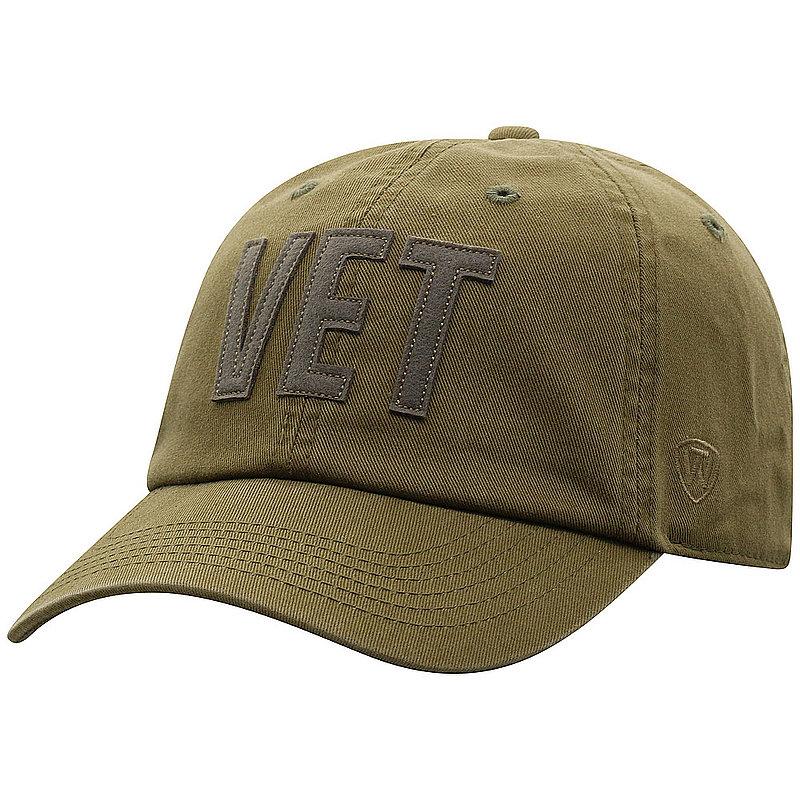 US Navy Armed Forces Military Vet Hat Military Green DSTC1-USNV-ADJ-OLV1