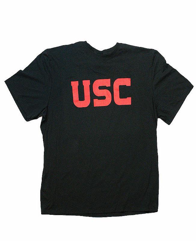 USC Trojans Tshirt Black SC170210003
