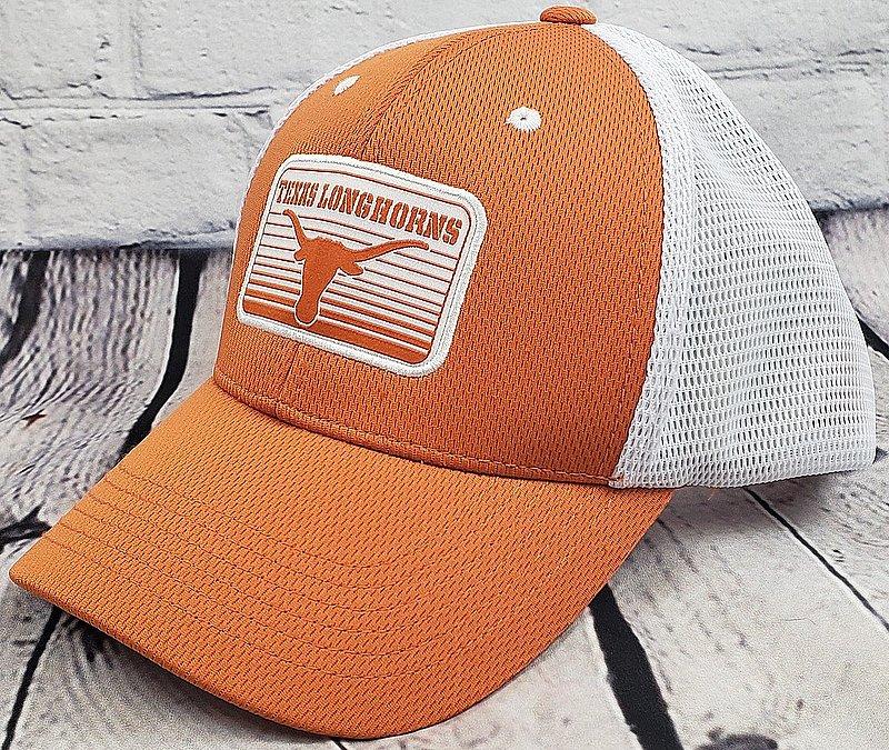 UT Longhorns Texas Trucker Hat Texas Orange UT200310040.TXO