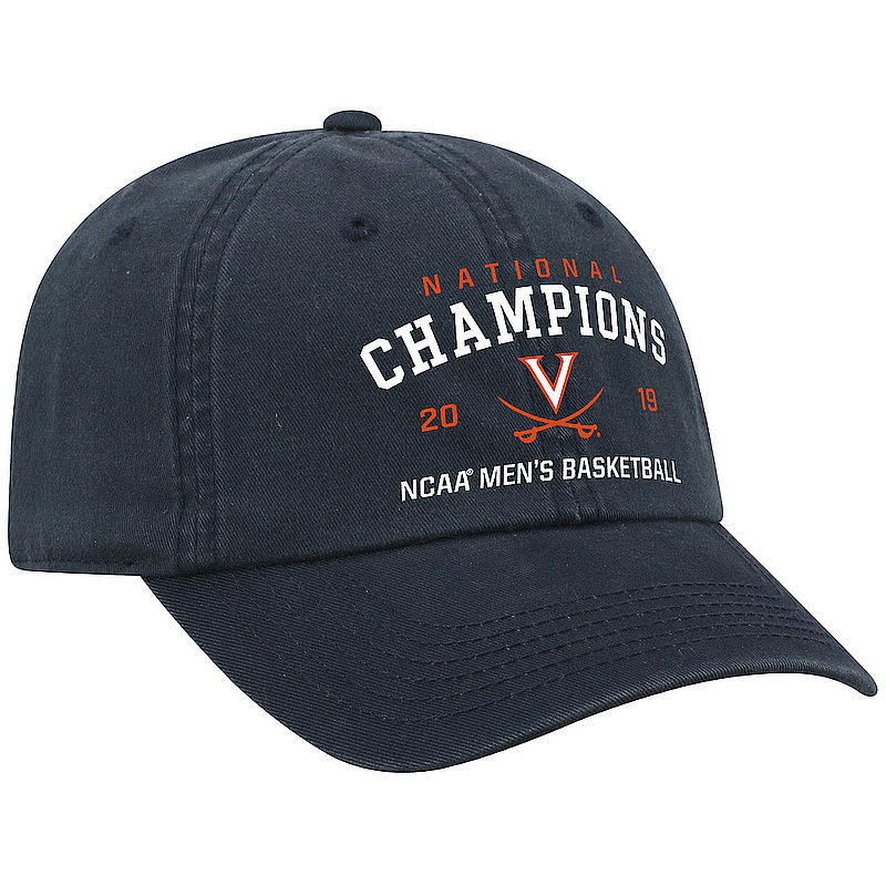 UVA Virginia Cavaliers National Basketball Championship Hat 2019 Classic FN4M-BSKBC-19C