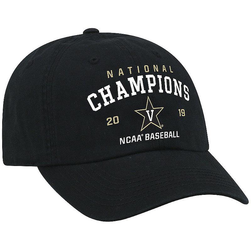 Vanderbilt Commodores Baseball College World Series Champs Hat CWS 2019 Classic Crew