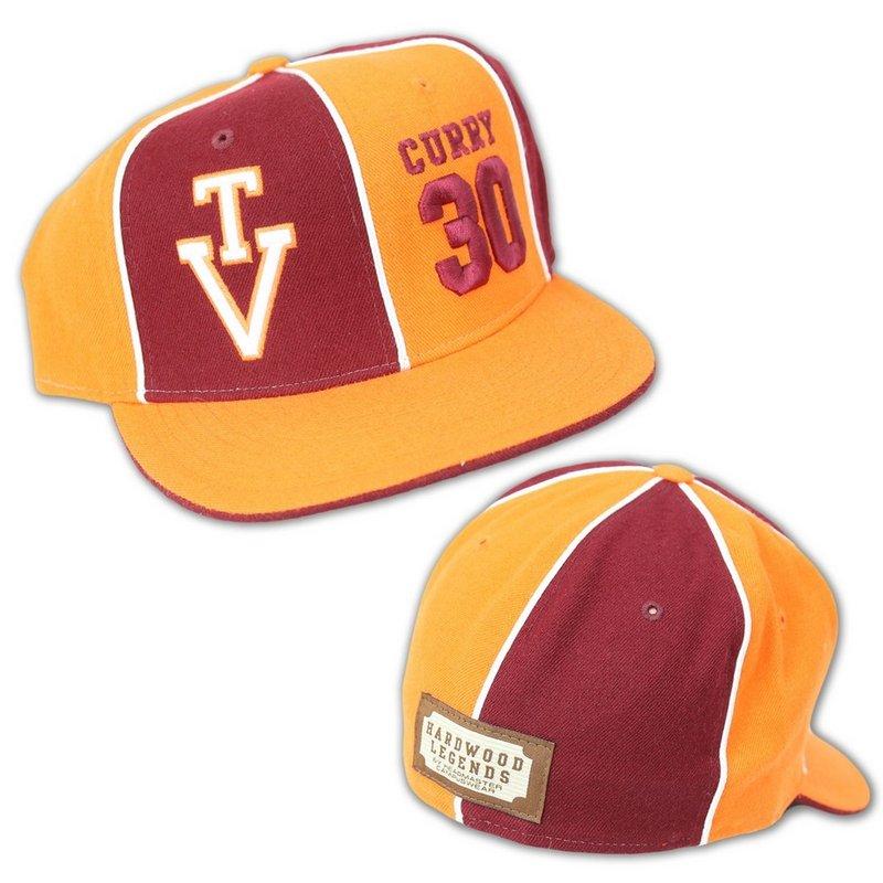 Virginia Tech Hokies DELL CURRY HAT 7 1/2