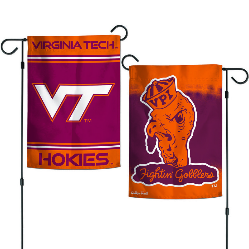 """Virginia Tech Hokies Garden Flag 12.5""""x18"""""""