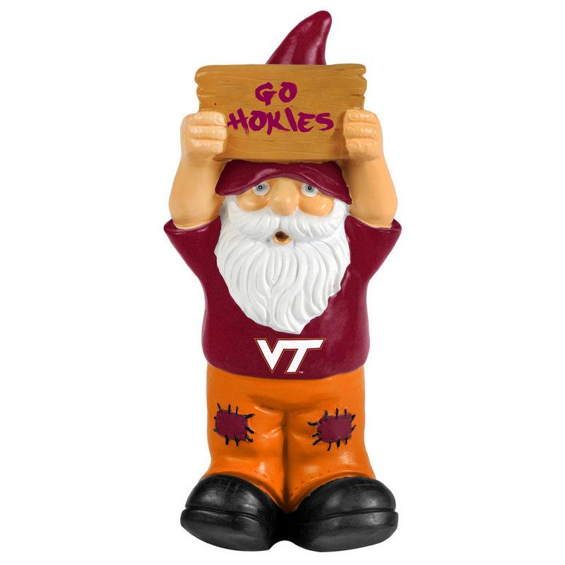 Virginia Tech Hokies Garden Gnome GN8NCSLOSIGNVT