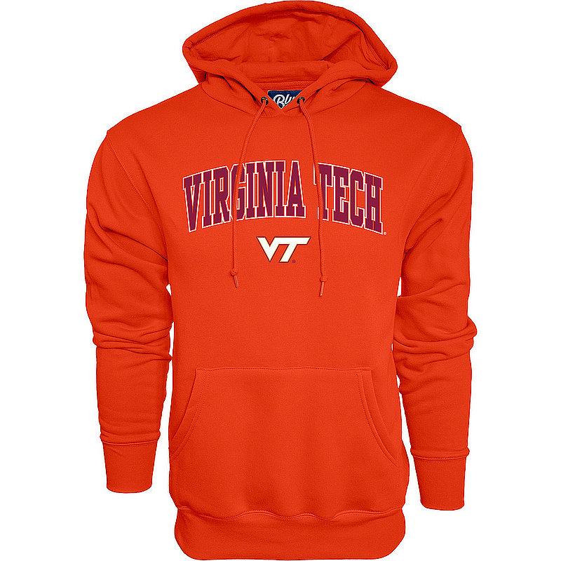 Virginia Tech Hokies Hooded Sweatshirt Varsity Orange apc03007061