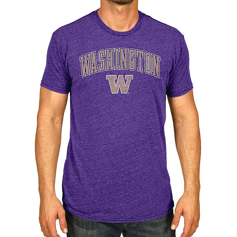 Washington Huskies Vintage Tshirt Victory Purple WASV1241A_TV7051M_HPU