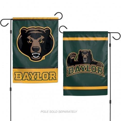 """WinCraft Baylor Bears 12""""x18"""" Garden Flag 38518117 (WinCraft)"""
