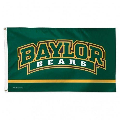 WinCraft Baylor Bears Flag 3' x 5' 01914115 (WinCraft)