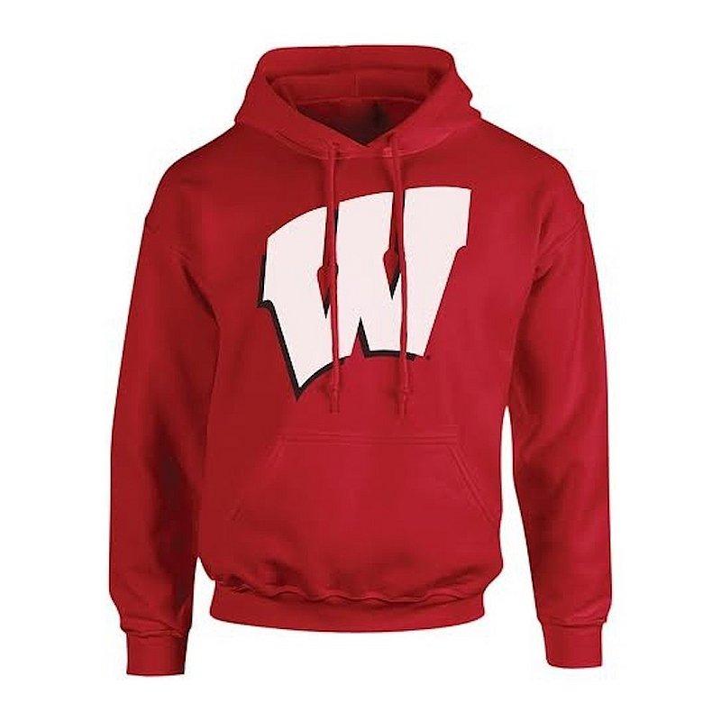 Wisconsin Badgers Hoodie Sweatshirt P0006210