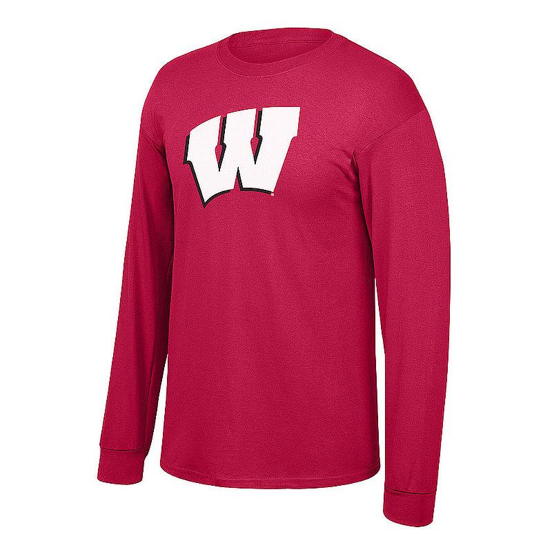 Wisconsin Badgers Long Sleeve Tshirt P0006210