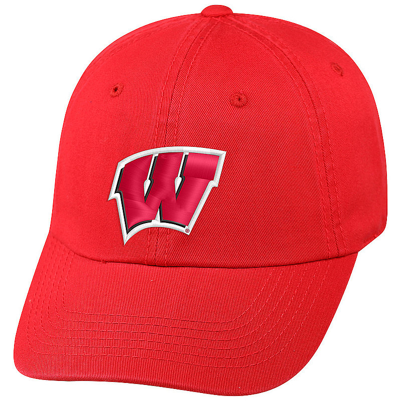 Wisconsin Badgers Womens Hat Cardinal CHAMP-WI-ADW-TMC