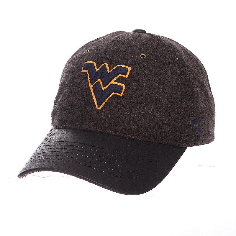 WVU West Virginia Mountaineers Wool Icon Hat WVIALU0020