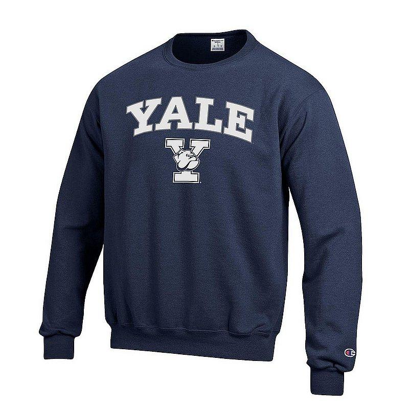 Yale Bulldogs Crewneck Sweatshirt Varsity Navy APC03001059