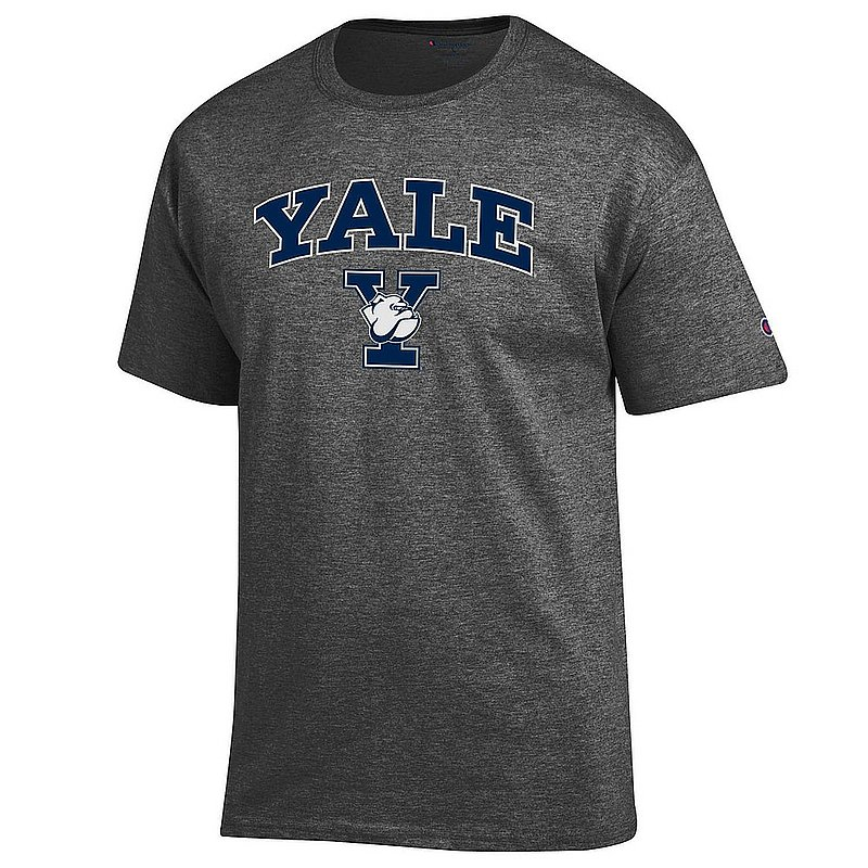 Yale Bulldogs TShirt Varsity Charcoal APC03004085
