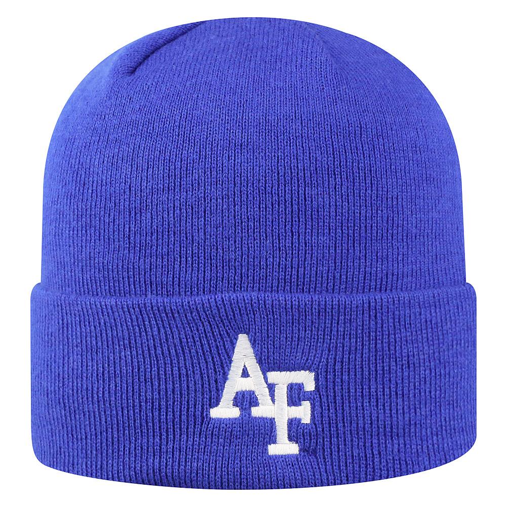 Air Force Falcons Knit Winter Beanie Hat Blue TWCUF-AIRF-CKT-TMC5 7d03c2a3b25