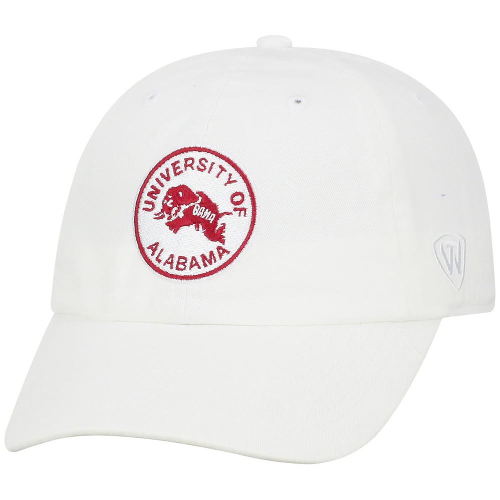 Alabama Crimson Tide Womens Hat White CHAMP-AL-ADW-WHT4 d7557b260