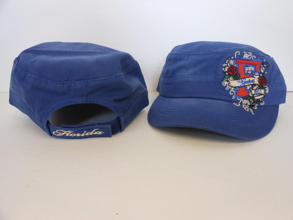 Florida Gators Womens Cadet Style Hat Roses fb6f40001af