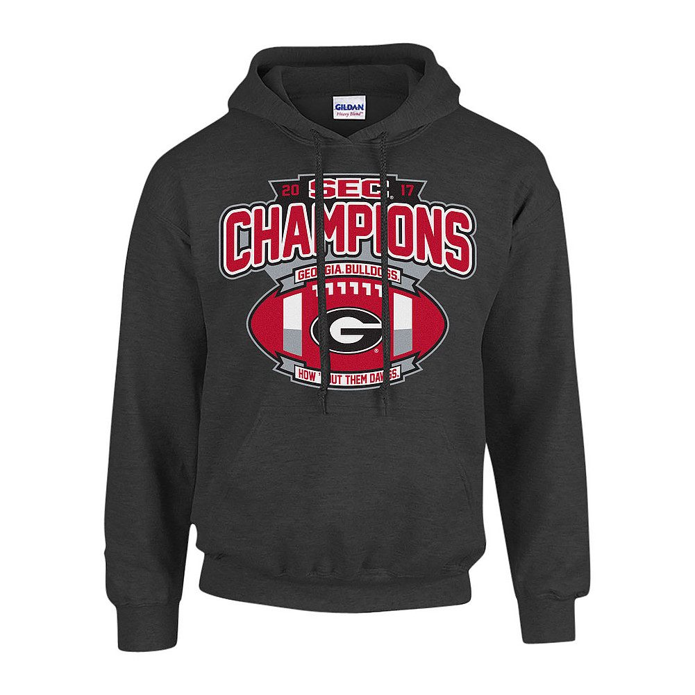 Georgia bulldog hoodie