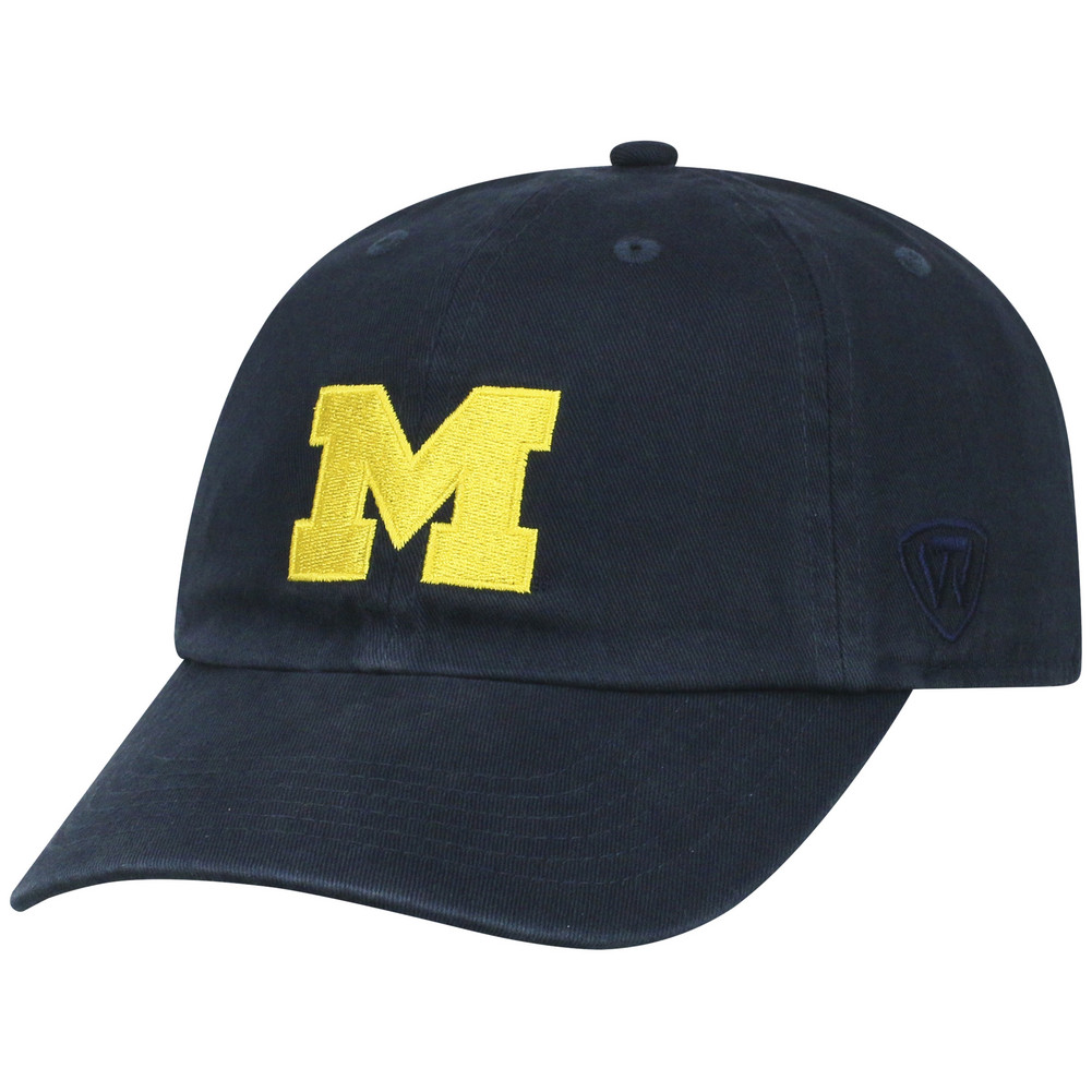 buy online 0740d 1478f 8bff3 643e8  italy michigan wolverines womens hat icon navy f3171 ade84