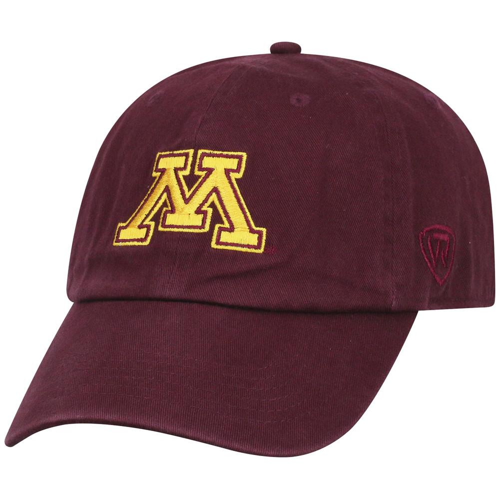 36f2edb950df4 Minnesota Golden Gophers Hat Maroon CHAMP-MN-ADJ-TMC