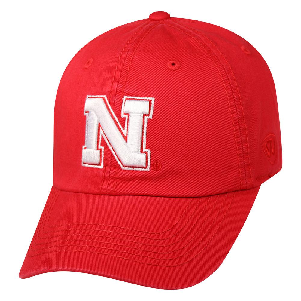 5aec1117ef796 ... wholesale nebraska cornhuskers hat icon scarlet 0d804 cf3d1