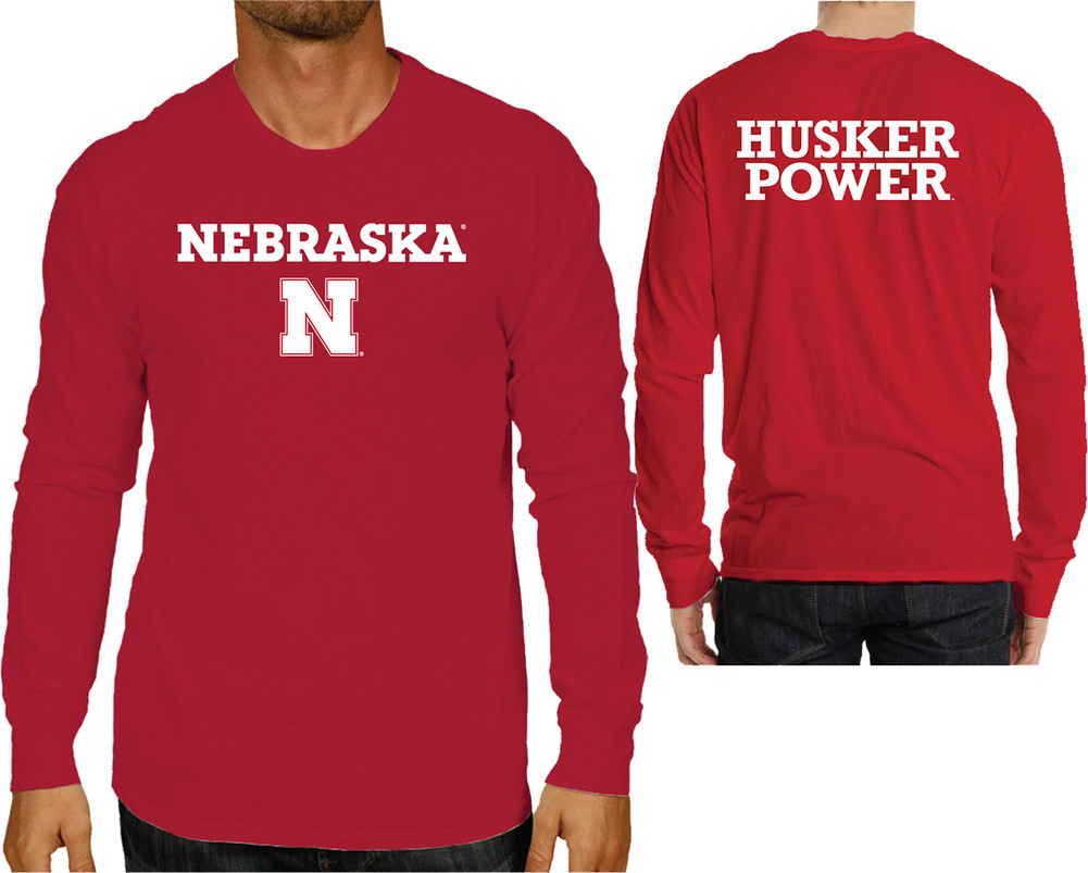 cda133a5 Nebraska Huskers Wrestling T Shirts – EDGE Engineering and ...