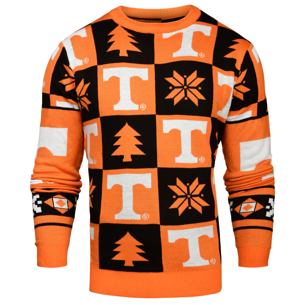 Tennessee Volunteers Ugly Christmas Sweater SWTCNNC16PATTN