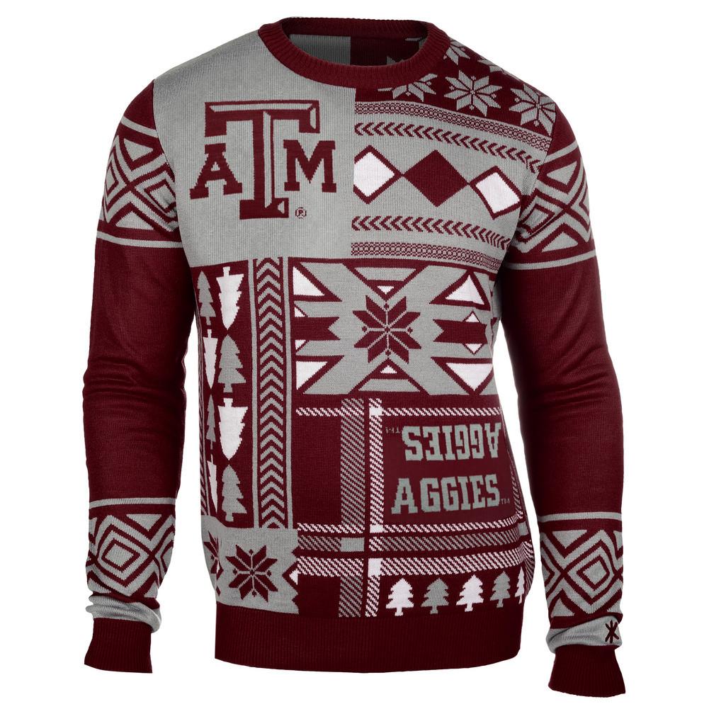 Texas Am Aggies Ugly Christmas Sweater