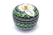 Ceramika Artystyczna Polish Pottery Apple Baker - Kiwi 034-1479a (Ceramika Artystyczna)