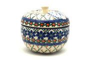 Ceramika Artystyczna Polish Pottery Apple Baker - Primrose 034-854a (Ceramika Artystyczna)