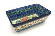 Ceramika Artystyczna Polish Pottery Baker - Loaf Dish - Unikat Signature - U4400 603-U4400 (Ceramika Artystyczna)