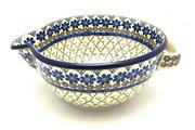 Ceramika Artystyczna Polish Pottery Batter Bowl - 2 quart - Primrose 714-854a (Ceramika Artystyczna)