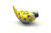 Ceramika Artystyczna Polish Pottery Bird Figurine - A - Sunburst 715-859a (Ceramika Artystyczna)