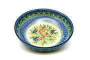 """Ceramika Artystyczna Polish Pottery Bowl - Contemporary - Large (11"""") - Unikat Signature U4400 C36-U4400 (Ceramika Artystyczna)"""