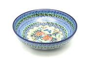 "Ceramika Artystyczna Polish Pottery Bowl - Contemporary - Medium (9"") - Unikat Signature U4553 B91-U4553 (Ceramika Artystyczna)"