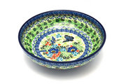 "Ceramika Artystyczna Polish Pottery Bowl - Contemporary - Medium (9"") - Unikat Signature U4600 B91-U4600 (Ceramika Artystyczna)"