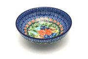 Ceramika Artystyczna Polish Pottery Bowl - Contemporary Salad - Unikat Signature - U3516 B90-U3516 (Ceramika Artystyczna)