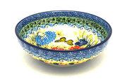 Ceramika Artystyczna Polish Pottery Bowl - Contemporary Salad - Unikat Signature - U4592 B90-U4592 (Ceramika Artystyczna)