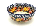 Ceramika Artystyczna Polish Pottery Bowl - Coupe Cereal - Unikat Signature - U4741 C38-U4741 (Ceramika Artystyczna)