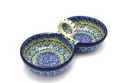Ceramika Artystyczna Polish Pottery Bowl - Double Serving - Tranquility 942-1858a (Ceramika Artystyczna)