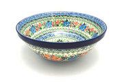 "Ceramika Artystyczna Polish Pottery Bowl - Grand Nesting (10 3/4"") - Unikat Signature U3347 055-U3347 (Ceramika Artystyczna)"