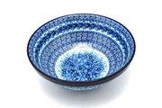 "Ceramika Artystyczna Polish Pottery Bowl - Grand Nesting (10 3/4"") - Unikat Signature U3639 055-U3639 (Ceramika Artystyczna)"