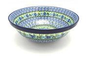 "Ceramika Artystyczna Polish Pottery Bowl - Grand Nesting (10 3/4"") - Unikat Signature U4629 055-U4629 (Ceramika Artystyczna)"
