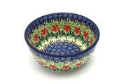 Ceramika Artystyczna Polish Pottery Bowl - Ice Cream/Dessert - Maraschino 017-1916a (Ceramika Artystyczna)