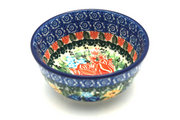 Ceramika Artystyczna Polish Pottery Bowl - Ice Cream/Dessert - Unikat Signature U3516 017-U3516 (Ceramika Artystyczna)