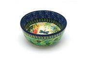 Ceramika Artystyczna Polish Pottery Bowl - Ice Cream/Dessert - Unikat Signature U4612 017-U4612 (Ceramika Artystyczna)