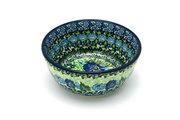 Ceramika Artystyczna Polish Pottery Bowl - Ice Cream/Dessert - Unikat Signature U4629 017-U4629 (Ceramika Artystyczna)