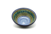 """Ceramika Artystyczna Polish Pottery Bowl - Larger Nesting (9"""") - Unikat Signature U151 056-U0151 (Ceramika Artystyczna)"""