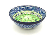 "Ceramika Artystyczna Polish Pottery Bowl - Larger Nesting (9"") - Unikat Signature U408A 056-U408A (Ceramika Artystyczna)"