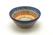 "Ceramika Artystyczna Polish Pottery Bowl - Medium Nesting (6 1/2"") - Autumn 058-050a (Ceramika Artystyczna)"